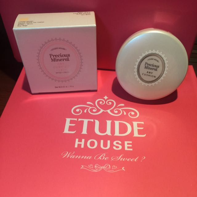 Etude House 即可拍~超進化持妝輕盈粉凝霜