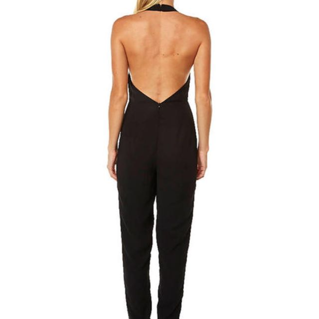 Finders Keepers Distant Lover Jumpsuit