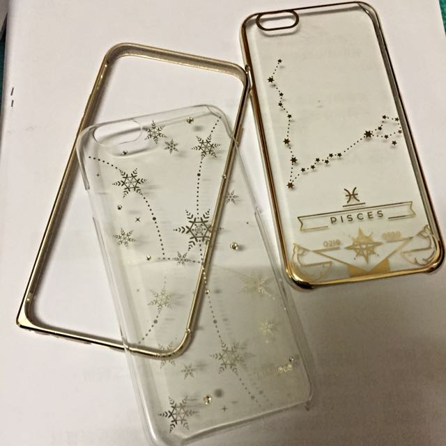 IPhone 6S 4.7手機殼(二手)