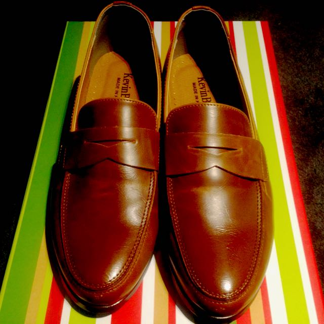 Kevin Brown Loafers