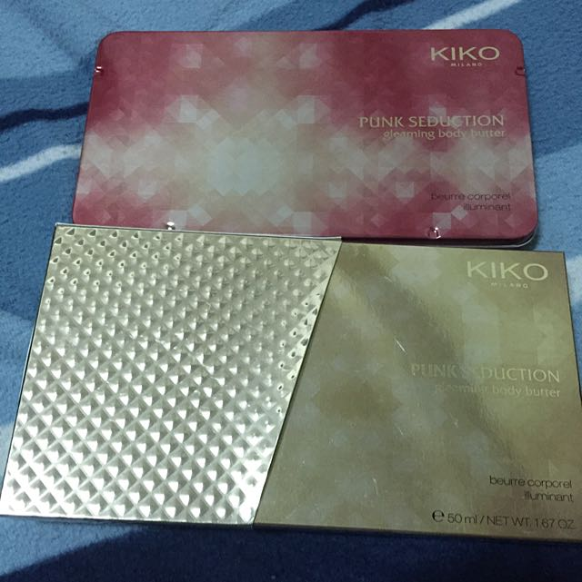 KIKO GLEAMING BODY BUTTER
