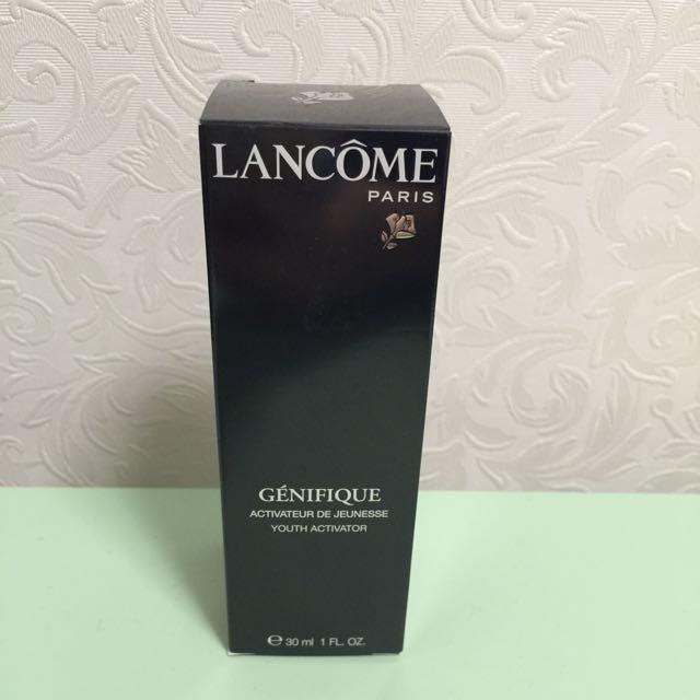 Lancôme 蘭寇 GENIFIQUE 超進化肌因賦活露 小黑瓶 精華液30ml