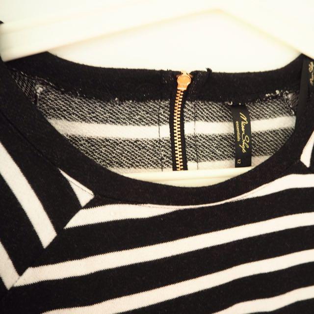 MISS SHOP   Size 12 Sweater Dress