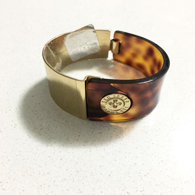 New Ted Baker Two Toned Bangle