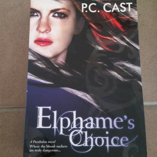 P.C Cast Novel