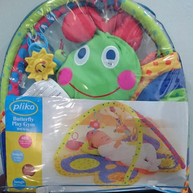 Pliko Butterfly Play Gym