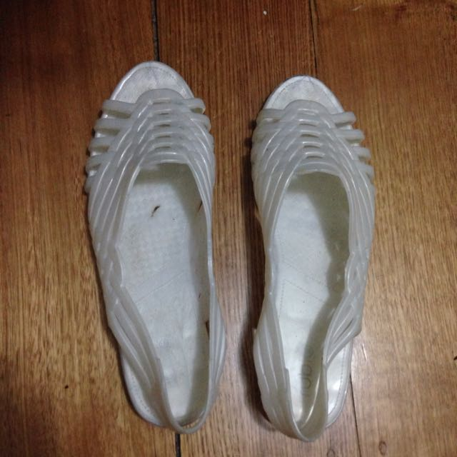 Size 10 Jelly Shoes