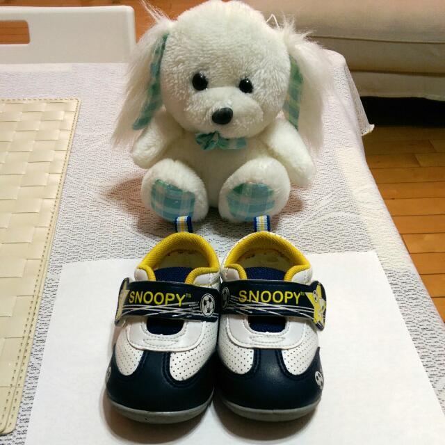 專櫃snoopy童鞋