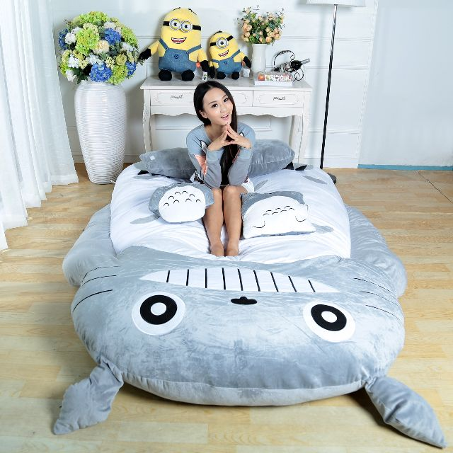 Super Soft Giant Totoro Sofa Bed Tatami Furniture Sofas On