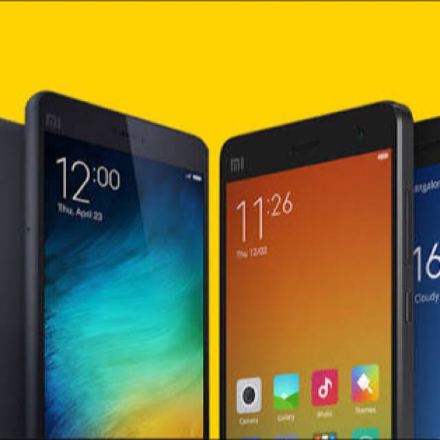 Xiaomi Mi4i 32GB Ask For Colour ;)