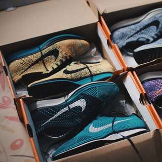 Flyknit Racers For Sale!!!!