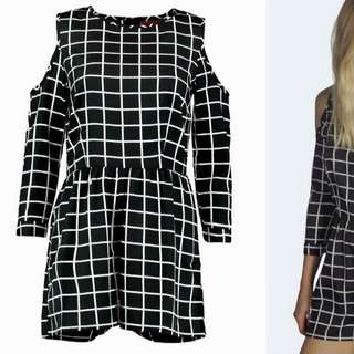 Grid Playsuit