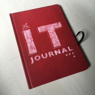 """Typo Red """"SHIT"""" Notebook Cheap"""