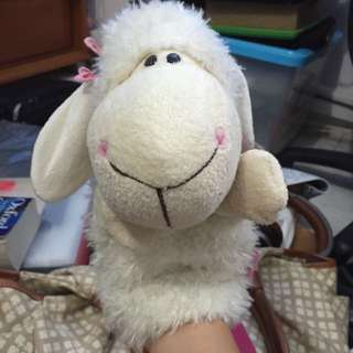 NICI Puppet Sheep