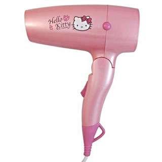 Hello Kitty 凱蒂貓 正版授權 kt-吹風機 OT-625