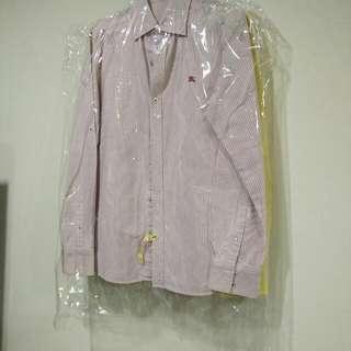 🚚 Burberry襯衫
