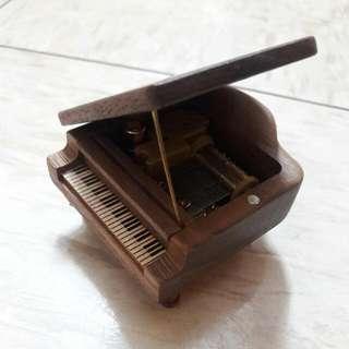 木製鋼琴音樂鈴(可議價)