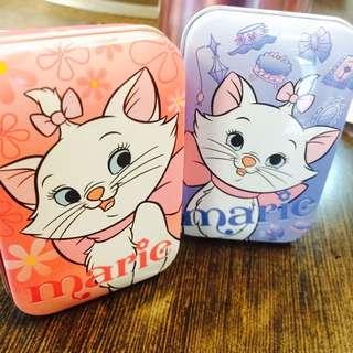 Marie瑪麗貓鐵盒(免運
