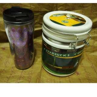 【收藏出清】Starbucks 星巴克 儲存罐