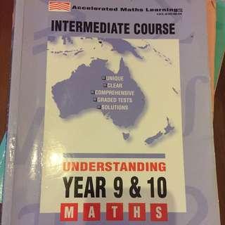 Year 9&10 Maths Textbook