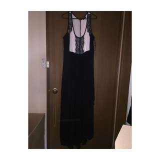 Long City Chick Dress