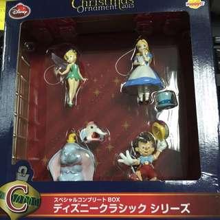 迪士尼 一番賞 公仔 愛麗絲 小飛象 小木偶 小仙子 全新未拆