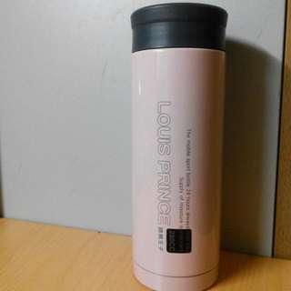 粉紅保溫杯