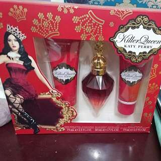 Katy Perry Killer Queen Perfume Set
