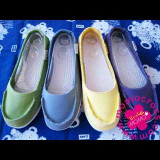 Sepatu Crocs Ori (Yg Biru Laut)