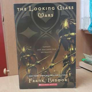 The Looking Glass Wars by Frank Beddor #20under