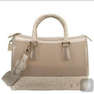 Furla Candy Bag With Strap