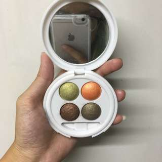 Flormar Eyeshadow Quad