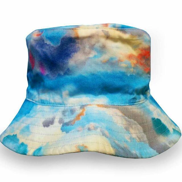 雲彩漁夫帽☁(可兩面戴)