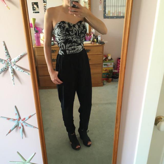 Black Jumpsuit / Pantsuit