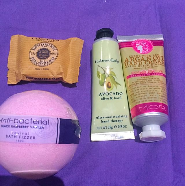 Bundle Of Body Products