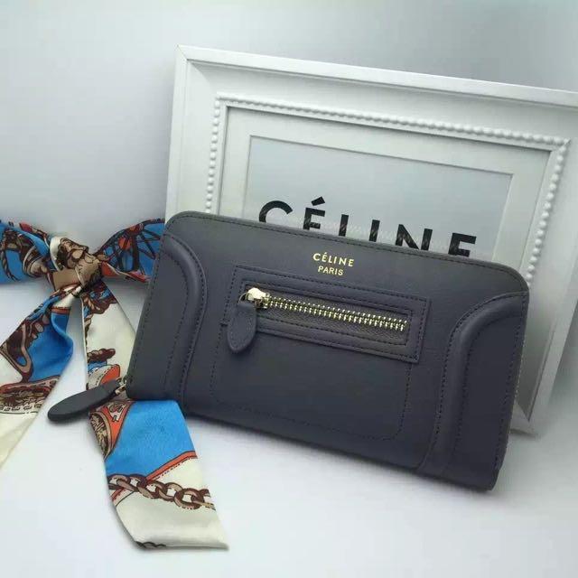Celine長夾