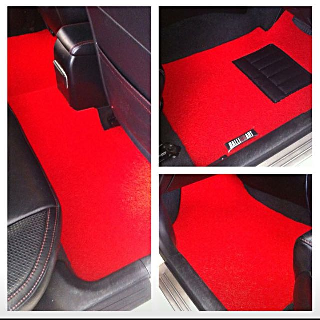 Customised Car Mats For Sale!