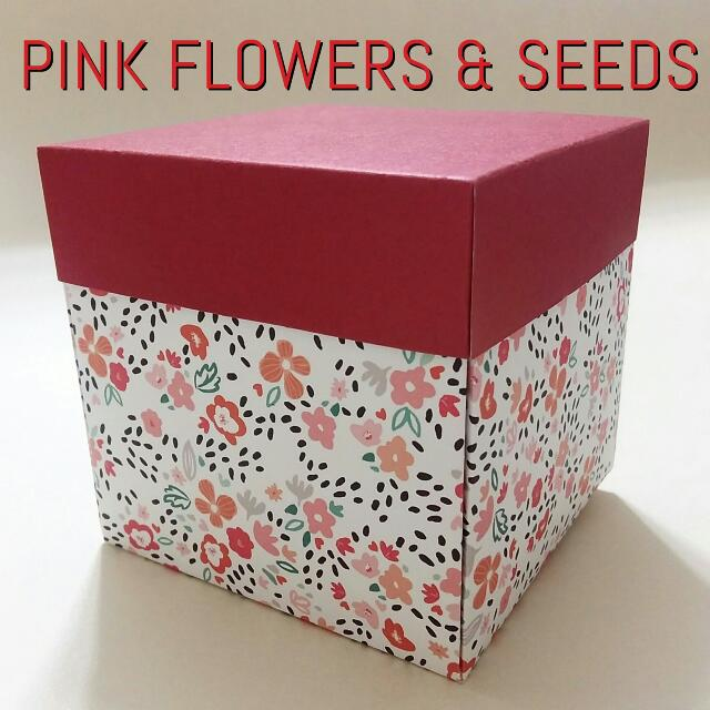 Explosive Handmade Gift Box Design Craft On Carousell