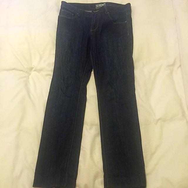 Full Length Denim Jeans