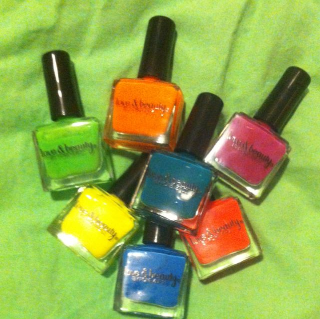 Love&beauty By Forever 21 Nail polish