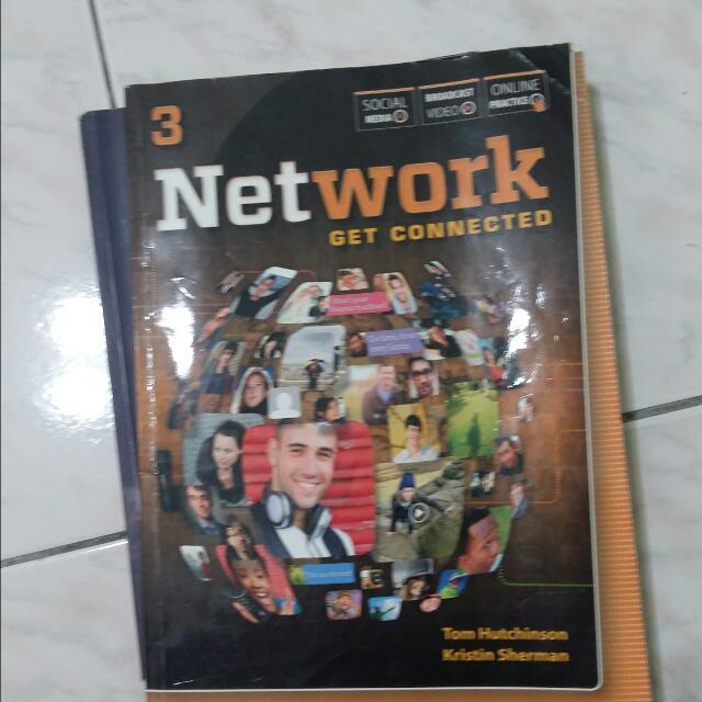 (保留中)英文課本Network 3