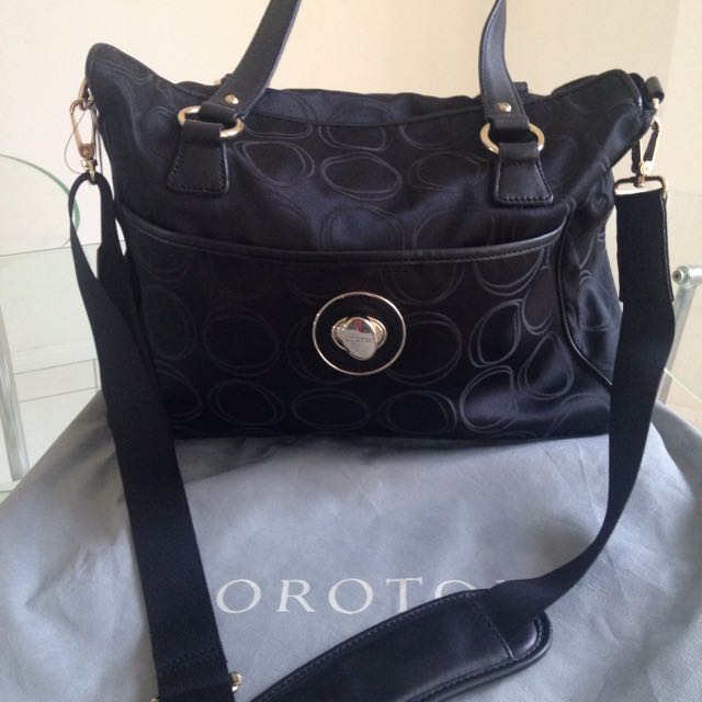 OROTON Nappy Bag