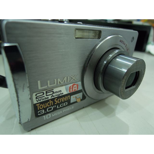 Panasonic FX-520 觸控螢幕相機