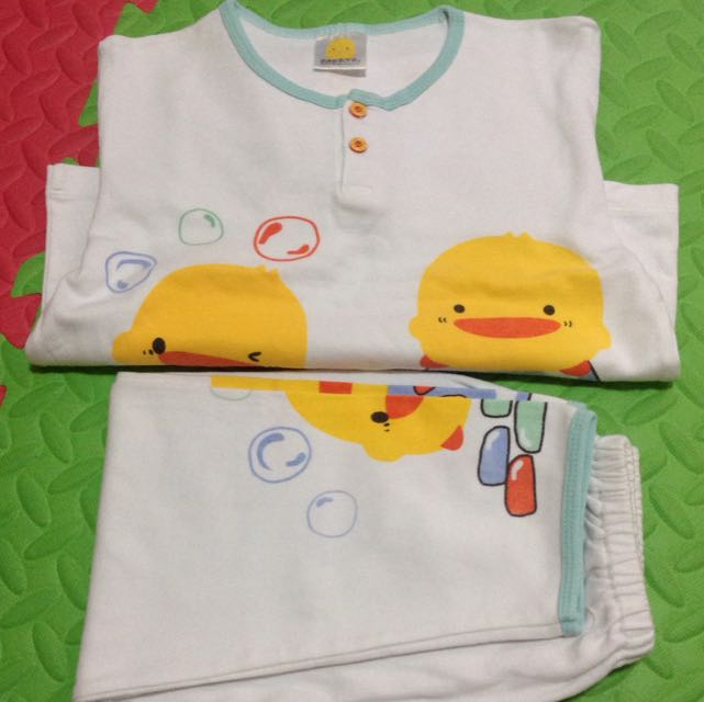 (3 For $10) Piyo Piyo Pjama Set