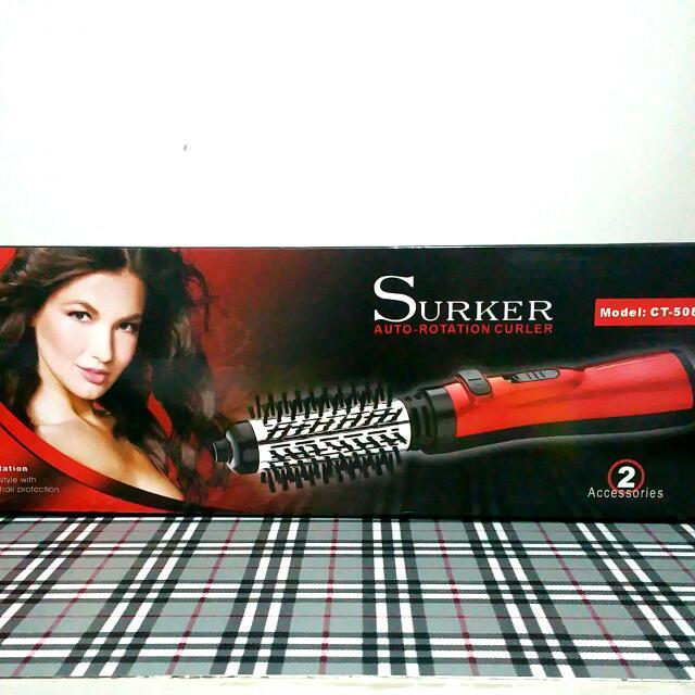 Surker Auto-Rotation Hair Curler