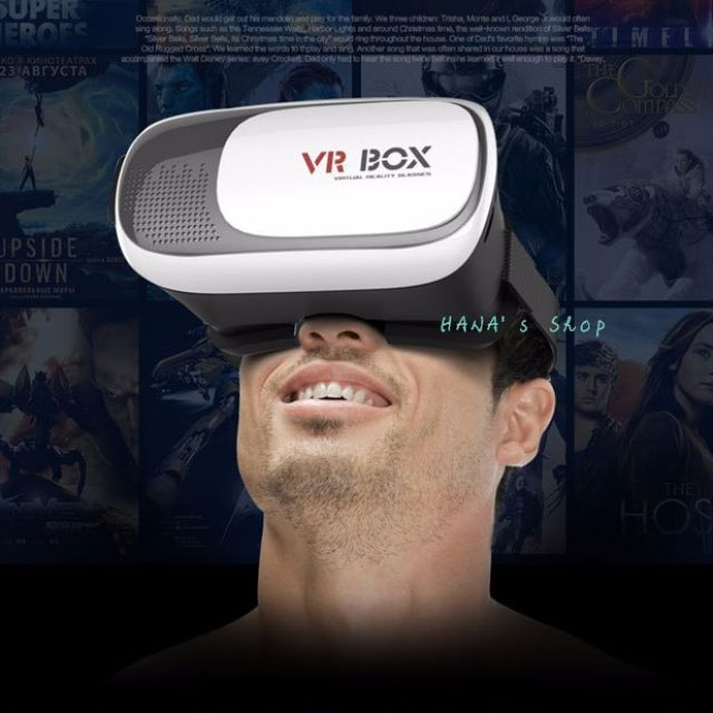 【VRBOX】3D眼鏡(贈藍牙手把)