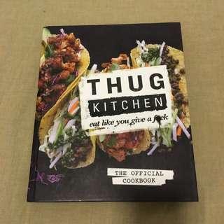 Thug Kitchen Hardbound Book