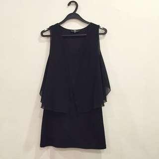 SUB Black Dress