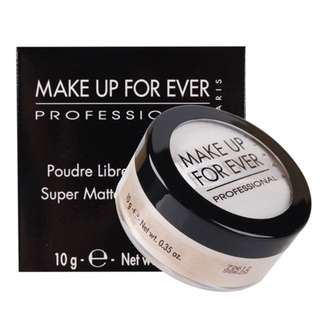 Make Up For Ever 12號蜜粉