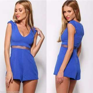 Brand New Size 10 Playsuit